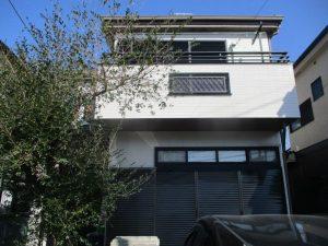 外壁屋根塗装 外壁セラMシリコンIII 屋根サーモアイ